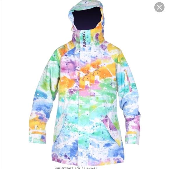 online store 87d4e afb87 Billabong Snowboard Jacket